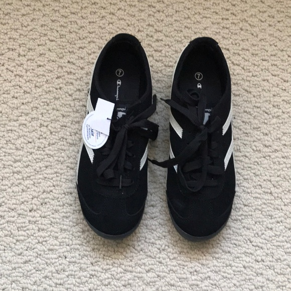 428fcde72824 Champion black w white sneakers - BNWT - size 7